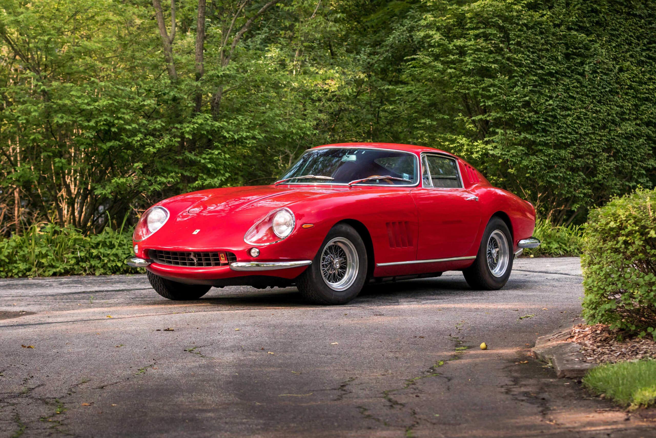 1965 フェラーリ 275  GTB ロングノーズ